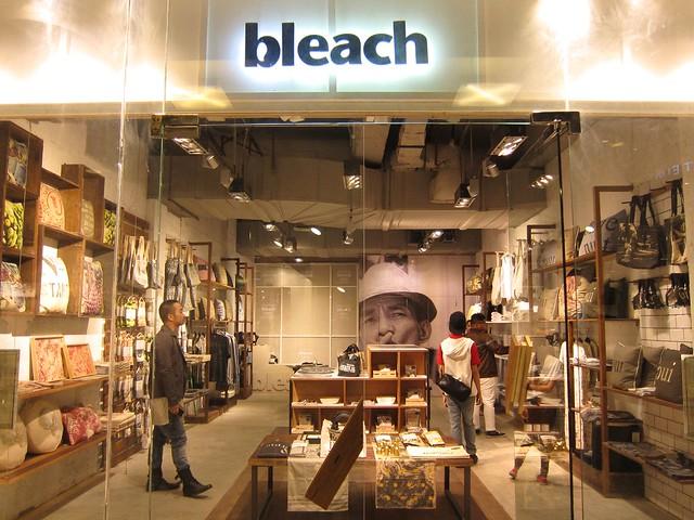 Bleach Home