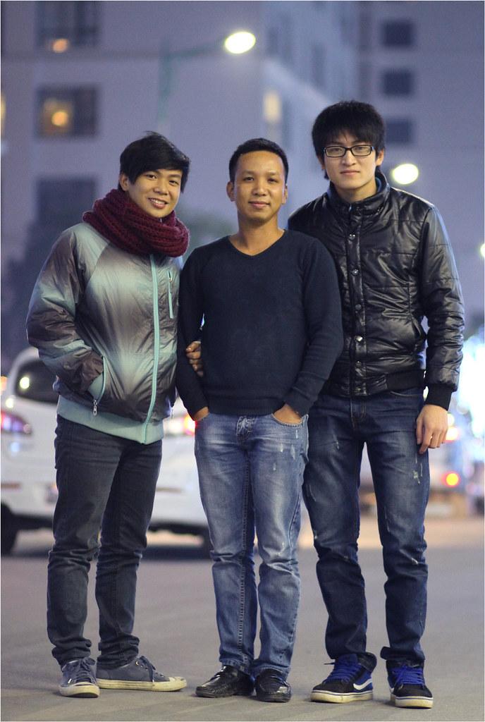 Nghĩa - Phú - Viên @ Times City