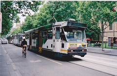 trolleybus(0.0), bus(0.0), vehicle(1.0), cable car(1.0), tram(1.0), transport(1.0), mode of transport(1.0), public transport(1.0), rolling stock(1.0), land vehicle(1.0),