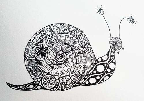 Free Coloring Pages Of Animal Zentangle Pg