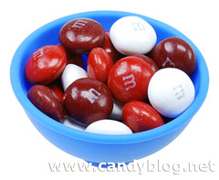 M&Ms Milk Chocolate Red Velvet