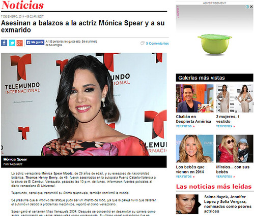 Monica People en español