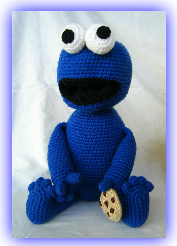 Cookie Monster (w cookie)