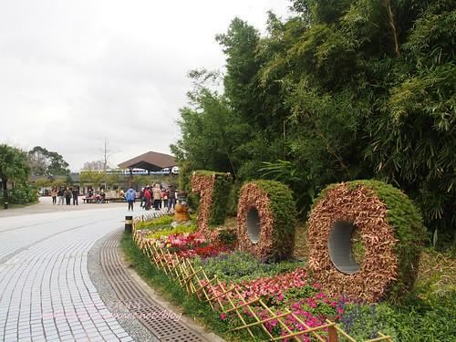 【台北】猫熊世界主题餐厅台北动物园