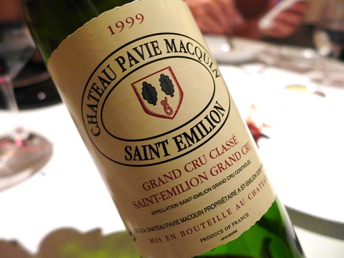 1999 Chateau pavie macquin