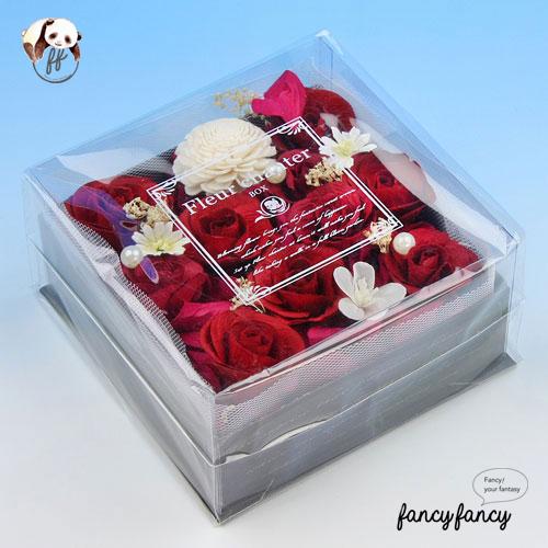 18.浪漫玫瑰珍珠香氛盒-紅2