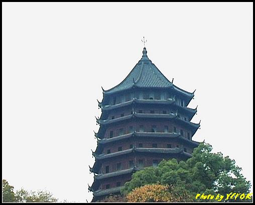 杭州 錢塘江 - 001 (六和塔)