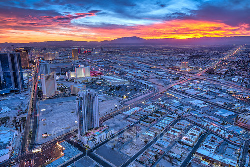 road street city travel las vegas sunset vacation urban panorama usa gambling tourism horizontal skyline architecture night sunrise lights hotel highway colorful cityscape view unitedstates desert bright lasvegas dusk nevada wide panoramic aerial casino illuminated entertainment strip freeway excitement gamble luxury
