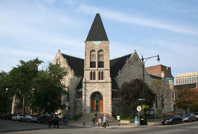 United Church of Hyde Park