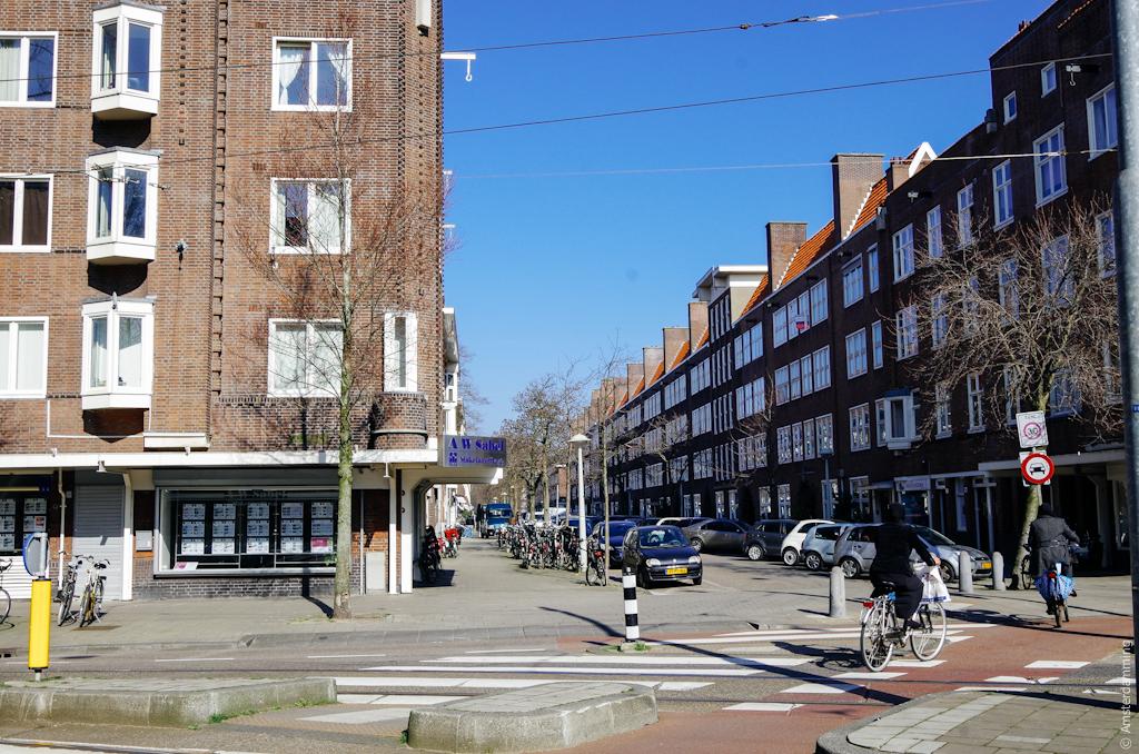Amsterdam, Spring