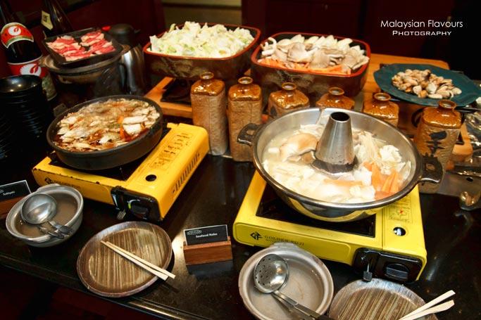 Wondrous Japanese Weekend Brunch Buffet Sagano Restaurant Home Interior And Landscaping Eliaenasavecom