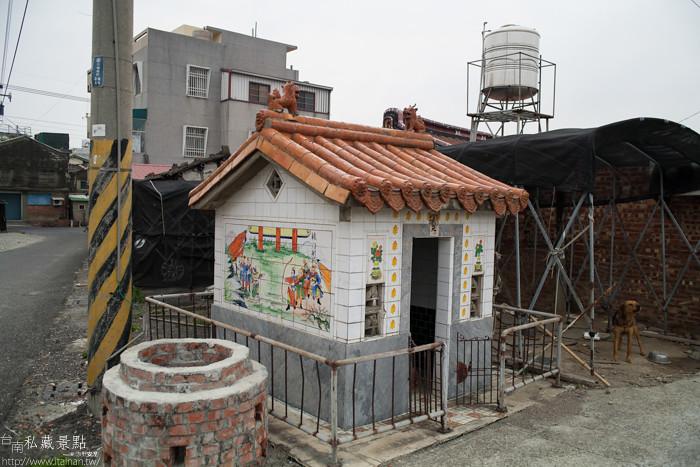 台南私藏景點--學甲寮平和里 X 蜀葵、小麥、羊群、老厝群 (17)