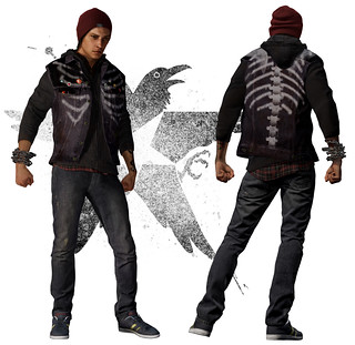 inFAMOUS Second Son Jacke 2
