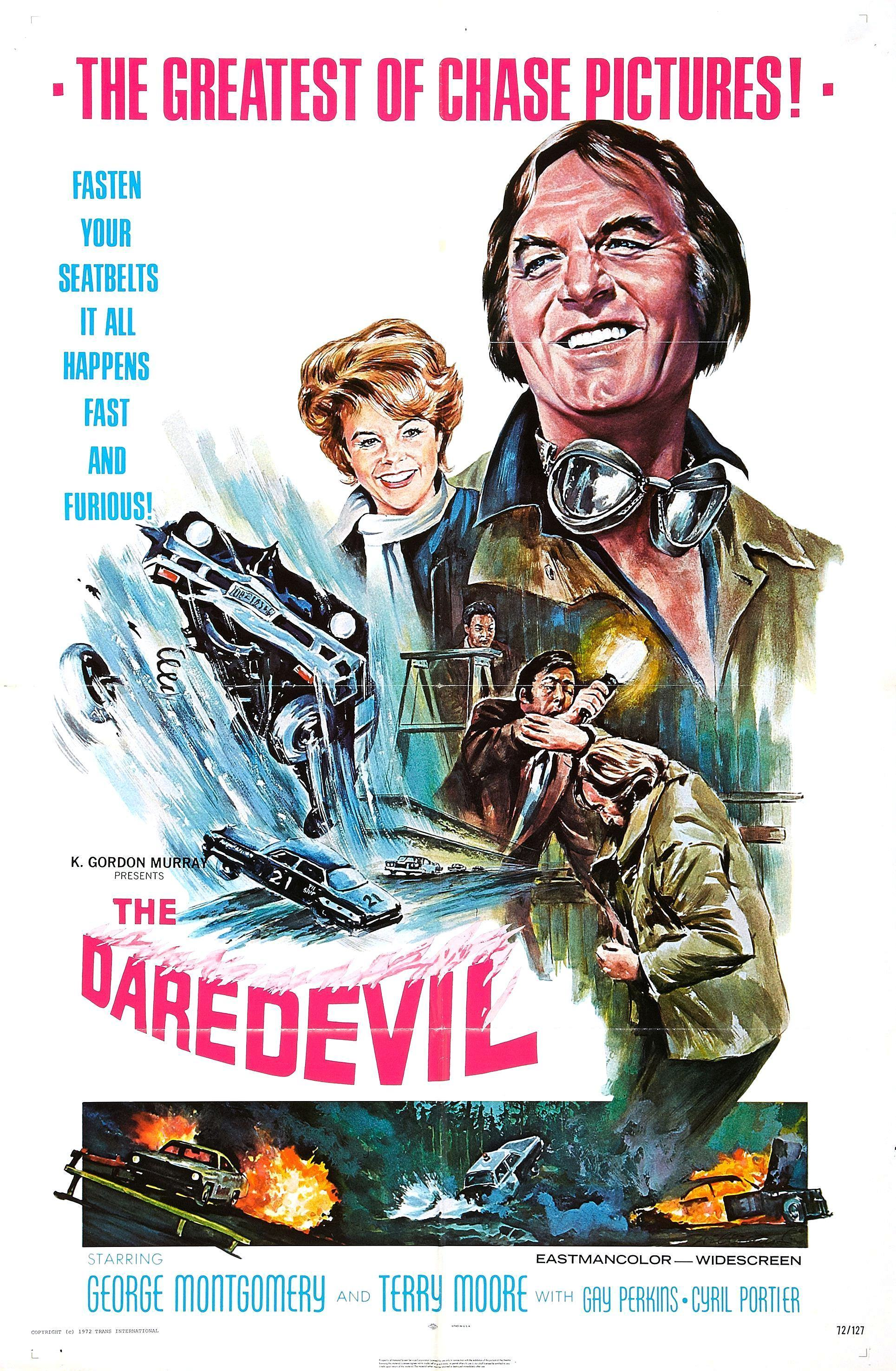 The Daredevil (1972)