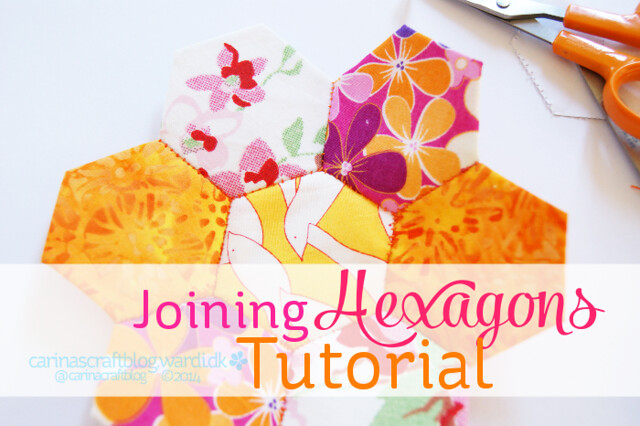Hexagon joining tutorial