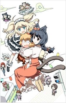 Nekogami Yaoyorozu OVA [Bản BluRay] - Nekogami Yaoyorozu: Ohanami Ghostbusters | Cat God: Ohanami Ghostbusters |  Cat God OVA