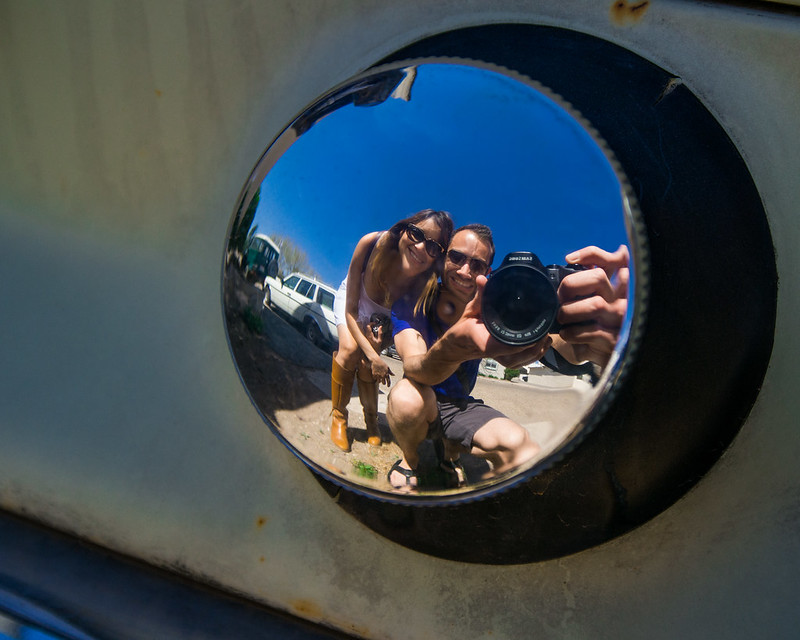 Gas Cap Reflection with Deya and Nan