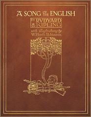 "William Heath Robinson ""A Song of the English by Rudyard Kipling"" 1909"