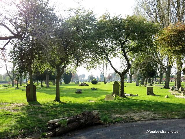Romford Cemetery