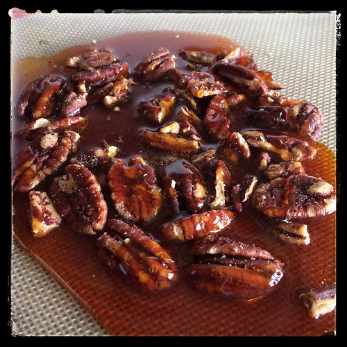 Pecan Praline on iPhone