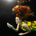 Kathy Gfeller beautiful underwater Model by gbrummett