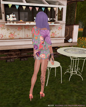 Sweet As Candy - NEW Blog Post @ Second Life Fashion Addict