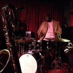 Johnathan Blake Village Vanguard 4-13-14
