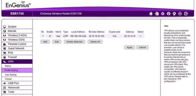 Đánh giá EnGenius ESR1750: wifi chuẩn AC với 2 băng tần - 14914
