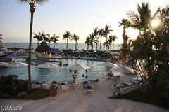 resort town, swimming pool, property, leisure, vacation, resort,