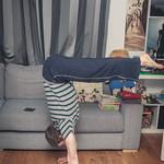 Feb 17 - L Handstand