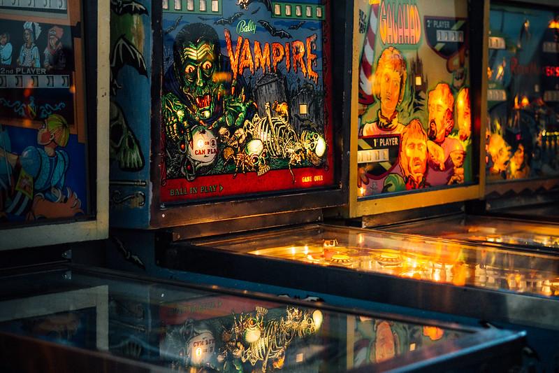 Museum of Pinball / Banning, CA