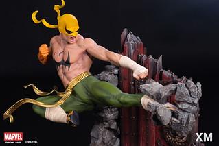 XM Studios®【鐵拳俠】IRON FIST 1/4 比例 全身雕像作品