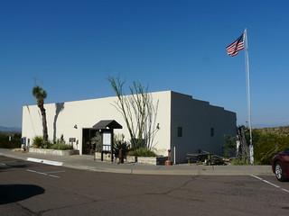 Persimmon Gap Visitor Center