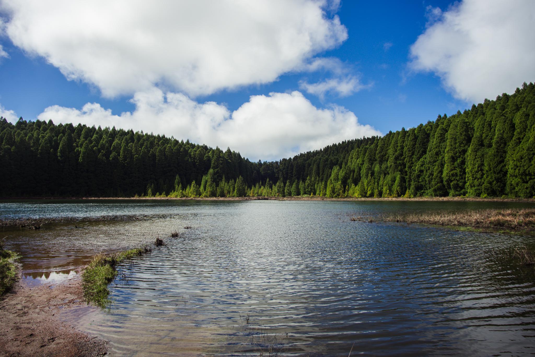 Lagoa de Canario. Fotó: Dobó Diána