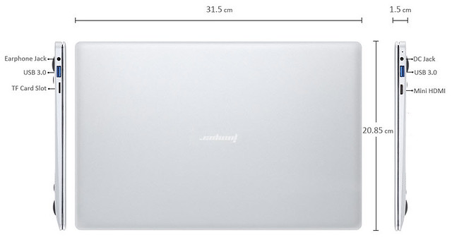 Jumper EZBook 3 Pro