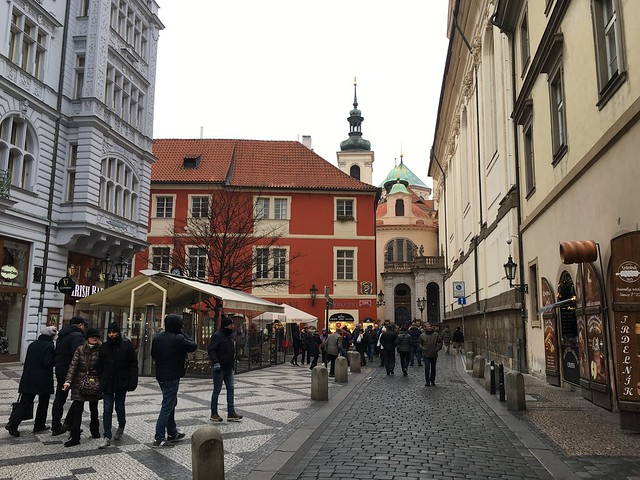 Old Town, Prague, Czech, Apple iPhone 6s, iPhone 6s back camera 4.15mm f/2.2