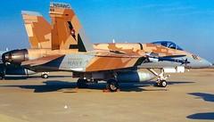 163126 F/A-18A  NSAWC /62
