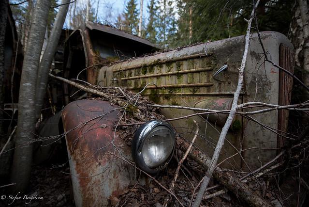 Lastbilarna, Scanias.  Återbesök., Nikon D810, AF-S Zoom-Nikkor 14-24mm f/2.8G ED