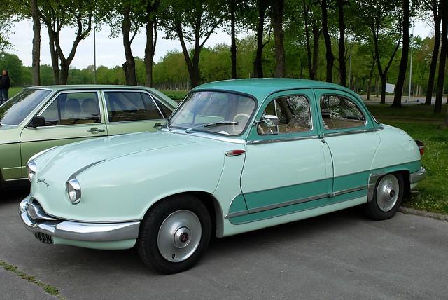 PANHARD Dyna Z12 - 1958  (1)