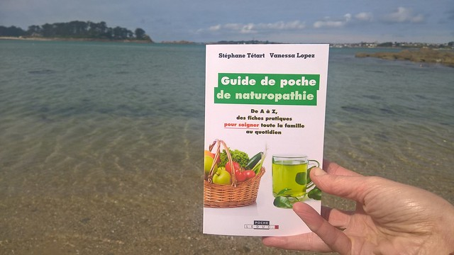 Guide de poche de naturopathie livre