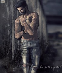<EMOZIONE> MALE pose **There Is No Way Back**! AD