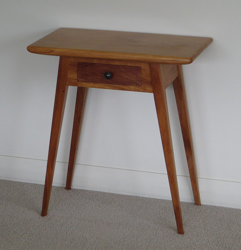 Small table, rebuilt