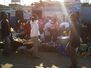 Zambian Marketplace