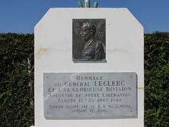 Hommage General Leclerc - Photo of Avoine