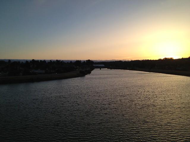 San Lorenzo River