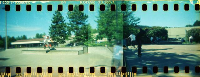 Highland Skate Plaza, Bellevue WA