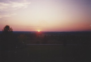 geneseo sunset 1994