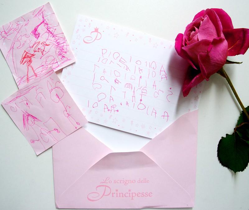 Prima lettera alla mamma
