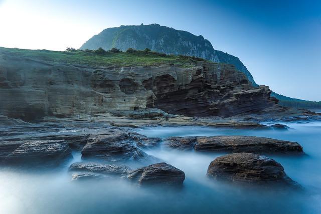 Jeju's Southern Coastline