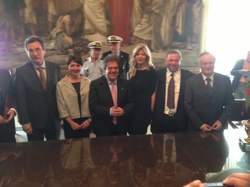 Catania, ecco i primi assessori della giunta Bianco $
